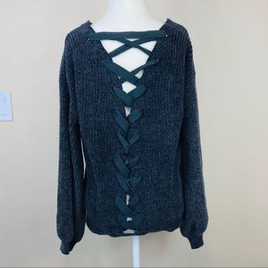 Anthropologie Willow & Clay Sweater S
